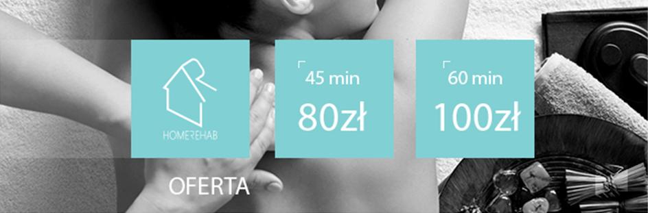 oferta masazy homerehab masaż mobilny kraków